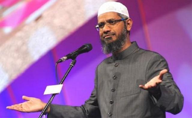 Zakir Naik Kritik Lembaga Investigasi India