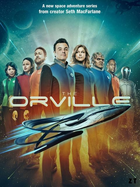 The Orville – Saison 1 [Streaming] [Telecharger]