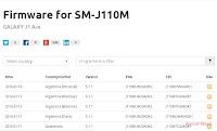 Flash Stock ROM Samsung GALAXY J1 ACE (J110M)