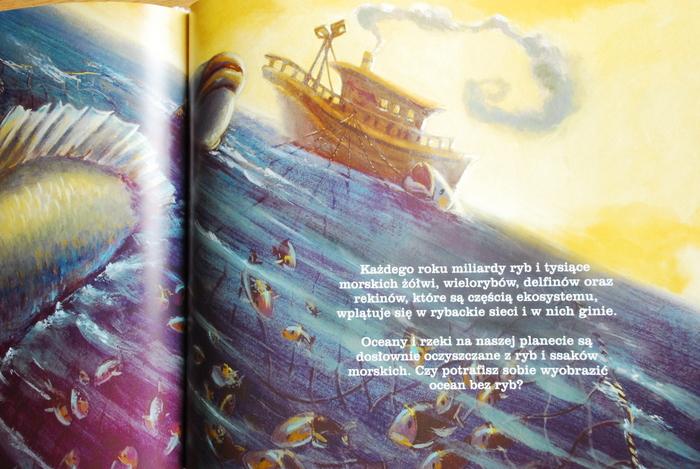 """Połowy """"czyszczą"""" wody całego świata z ryb i morskich stworzeń"""