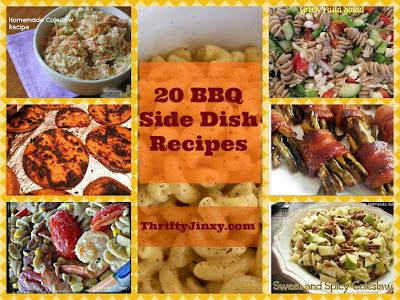 BBQ Side Dish Recipes