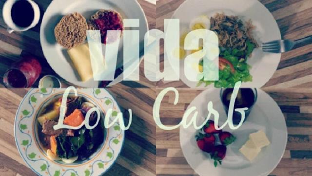 dieta low carb dicas