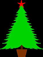 Árvore de Natal by Stella