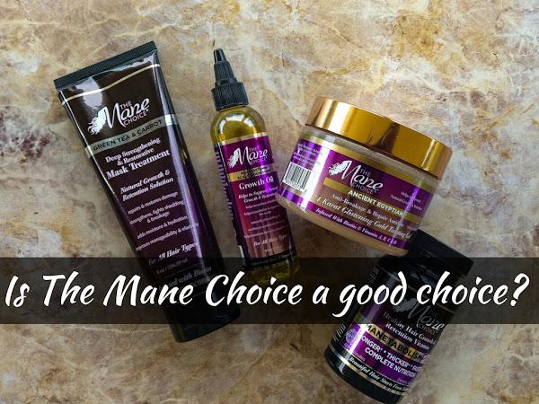 Is The Mane Choice a good choice?
