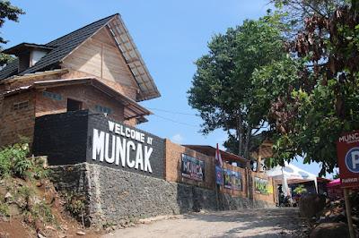 muncak teropong laut adalah salah satu tempat wisata dari kota bandar lampung