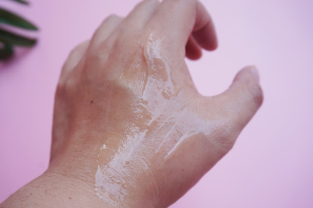 skin care, korea, shooting gel
