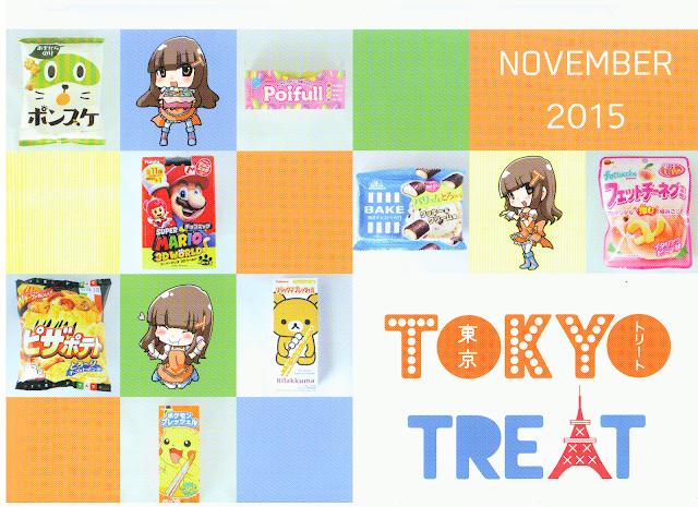 Tokyo treat po raz drugi cz1