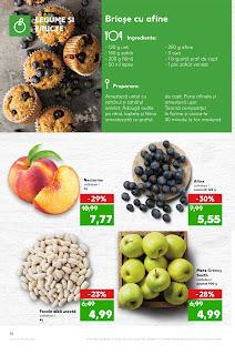 CATALOG KAUFLAND 3 - 9 aprilie 2019 promotii fructe si legume