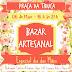 Grupos empreendedores da Rede Cananéia participam do Bazar Artesanal