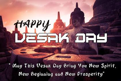 Kumpulan Ucapan Hari Raya Waisak | Happy Vesak Day