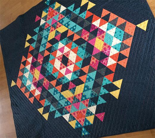 Sundance Quilt Free Pattern