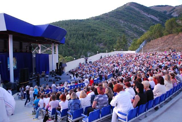 Концертный зал Олимп, фото