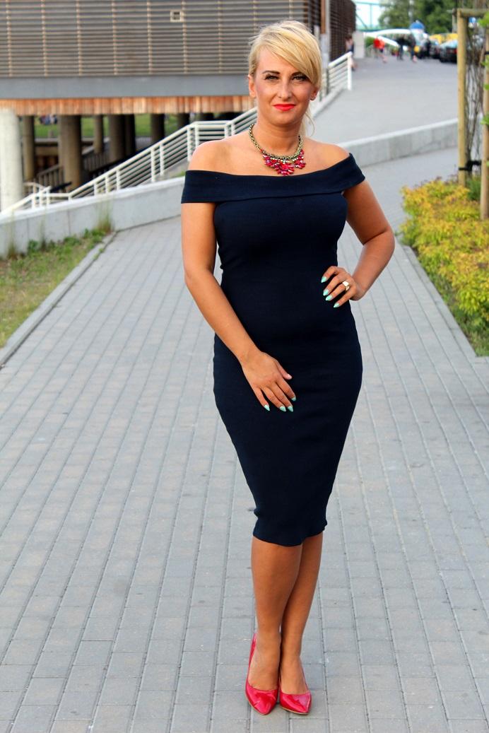 9e86f9a0 Idealna sukienka dla klepsydry | Moda | zBLOGowani