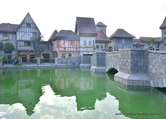 French Village in Riverland Dubai