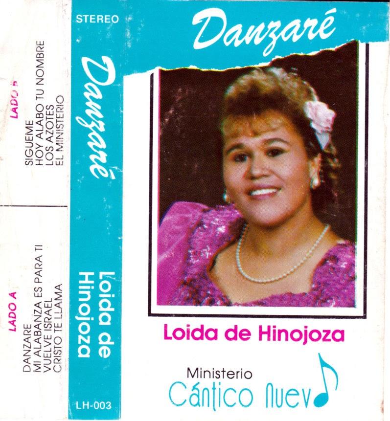 Loida De Hinojoza-Danzaré-