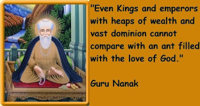 Message by Guru Nanak dev ji .Happy gurupurab
