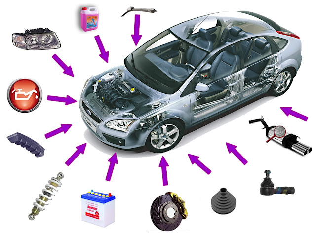 Compra piezas para tu coche
