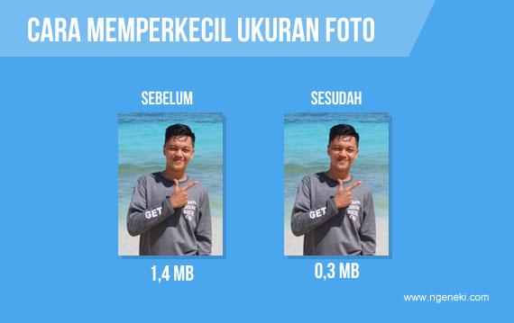 Cara Memperkecil Ukuran Foto di HP Android dengan Mudah dan Cepat