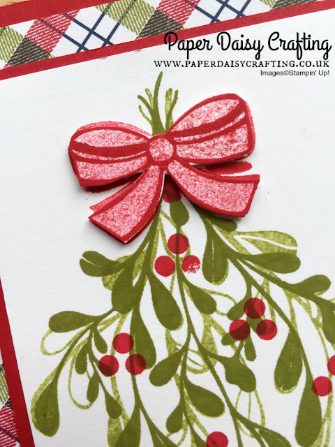 Mistletoe Season by Stampin Up