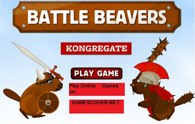 Play Battle Beavers Game