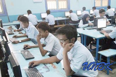 Contoh Soal UNBK Bahasa Indonesia Kelas 9 (Melengkapi Kalimat Rumpang dan Mengurutkan Urutan Teks )