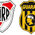 """Con Un Pie En La Gran Final"": River Plate 2 Guaraní 0."