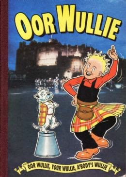 Oor Wullie, Scotland, Scottish Independence