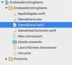 Tutorial: Endless scrolling with SpriteKit and SWIFT