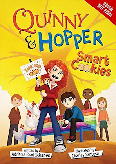 Quinny & Hopper: Smart Cookies