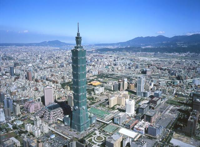 quinto prédio mais alto do mundo
