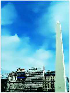 Filhos da Esperança - Obelisco, Buenos Aires