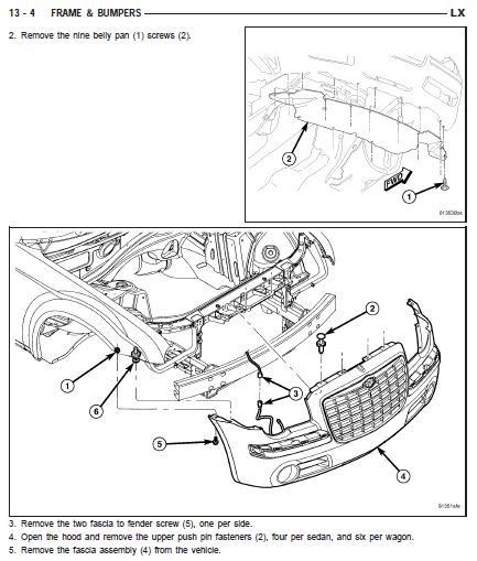 Dodge Magnum Repairmanual on Dodge Cooling Diagram