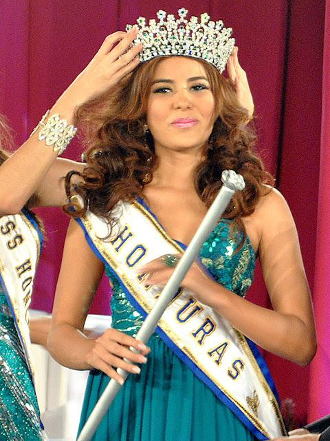 Maria Jose Alvarado miss kecantikan yang tewas dengan mengenaskan