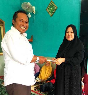 M. Nurfahroji Kembali Sosialisasikan JKN Di Srimahi Tambun Utara