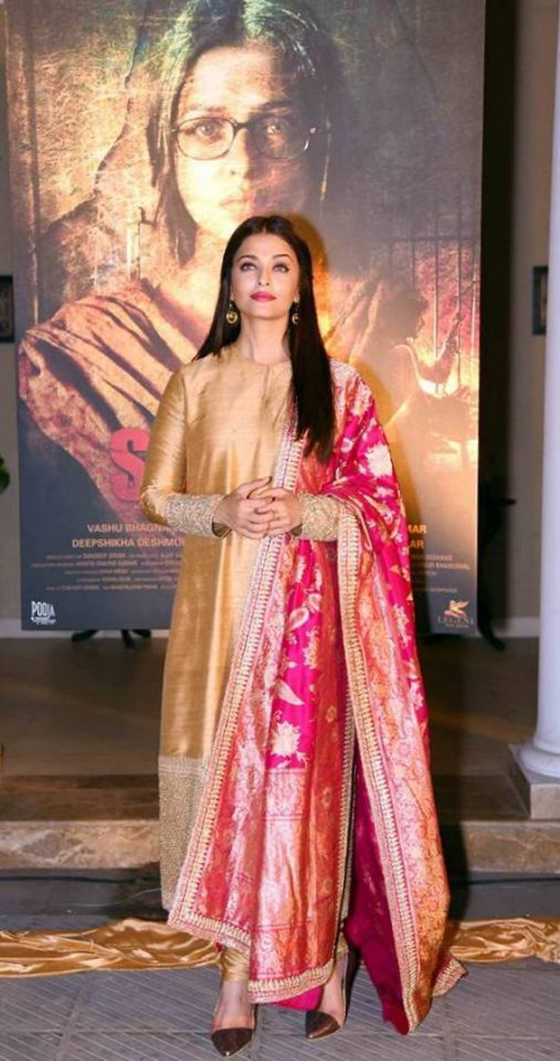 Aishwarya Rai Latest Stills at Sarbjit Movie Poster Launch ...