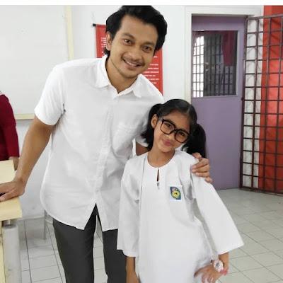 Drama Nana Dan Jam Atok ( TV3) pelakon