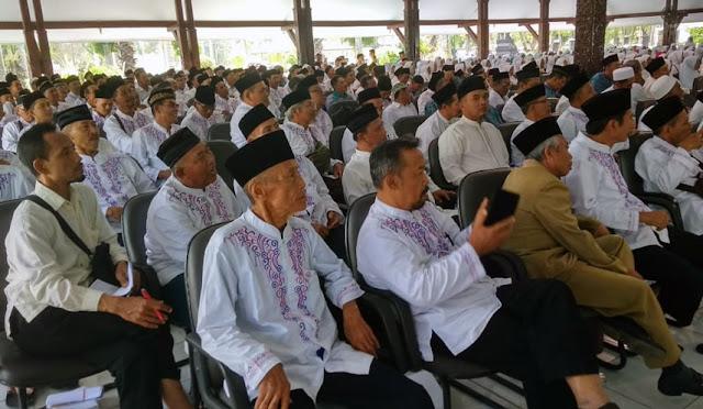 Jemaah Calon Haji asal Lumajang