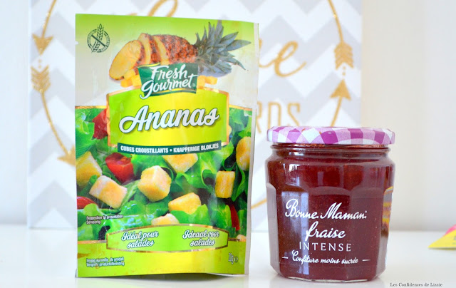 Degustabox - box food - box alimentaire