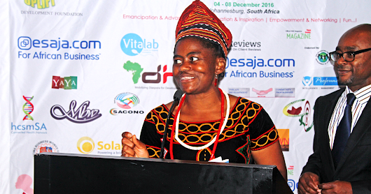 VICTORINE MBONG SHU INSPIRED PARENTS AT Women Africa Forum Conference AND AWARDS