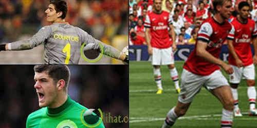 5 Pemain Sepakbola Tertinggi di Piala Dunia 2014 Brasil