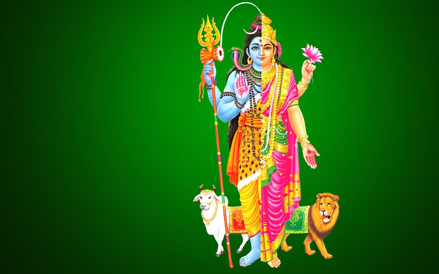 Best Lord Shiva & Parvati  Wallpaper For Your Mobile & Desktop