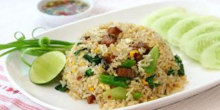 5 rahasia agar nasi goreng seenak restoran