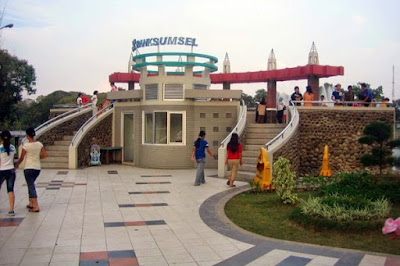 Kembang Iwak Family Park: Tempat Wisata Asyik dan Murah Peninggalan Belanda di Palembang
