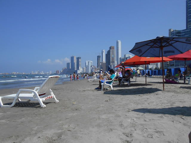 The Beaches of Cartagena, Colombia