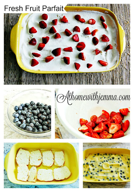 instructions, tutorial, Summer, Summertime, pudding