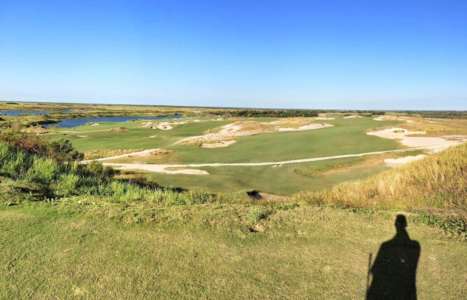 Streamsong Blue 1st Hole