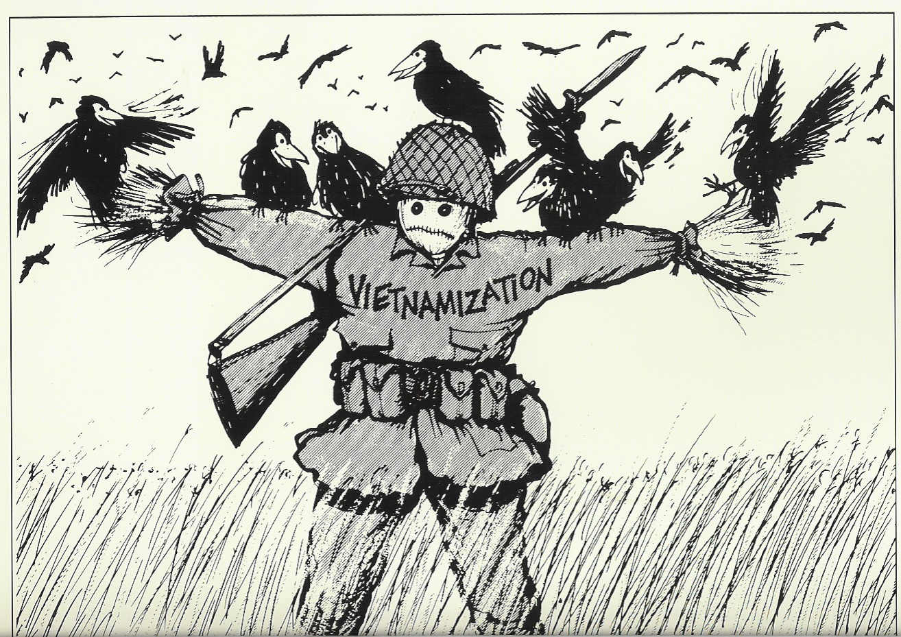 Danielle S Blog Two Policies In Vietnam Americanization