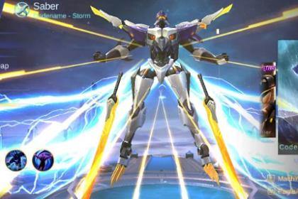 10 Skin Hero Mobile Legend Terkeren Update Terbaru