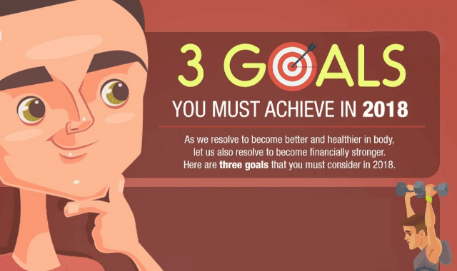 3 Goals You Must Achieve in 2018