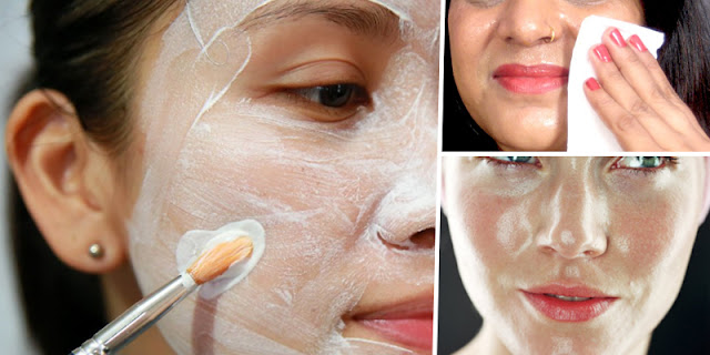 How To Get Rid Of Oily Skin And Get White Skin Within 20 Minute